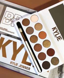 🚚 Kylie Kyshadow Bronze Palette