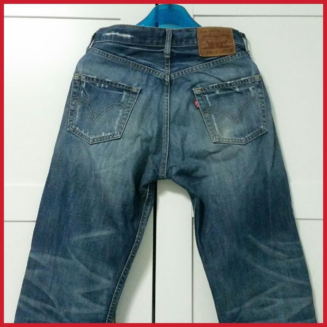 99b4c266477 💟✳ Pre-Loved Men's Levi's 512 Jeans, Men's Fashion, Clothes ...