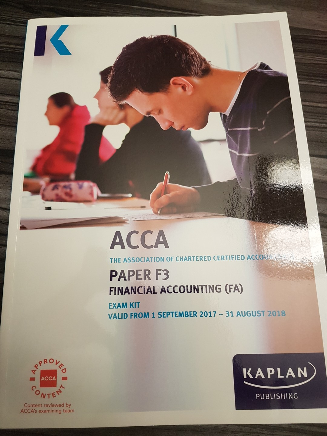 ACCA F3, Books & Stationery, Textbooks, Professional Studies