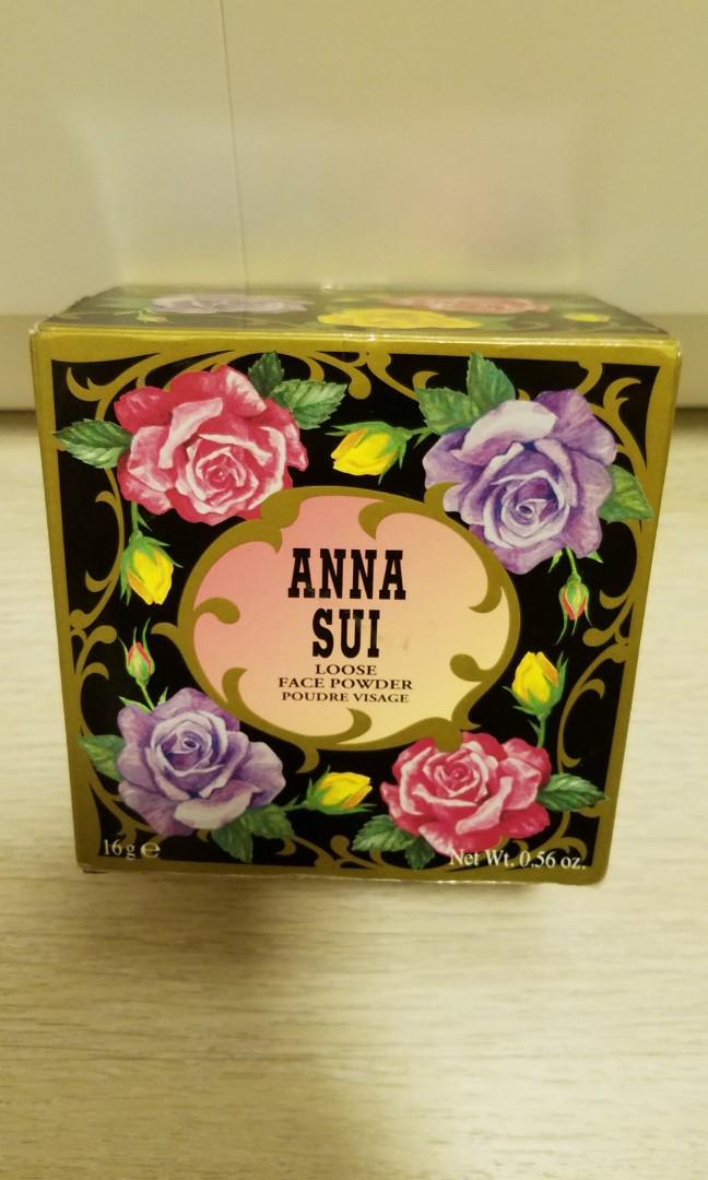 Anna Sui 碎粉