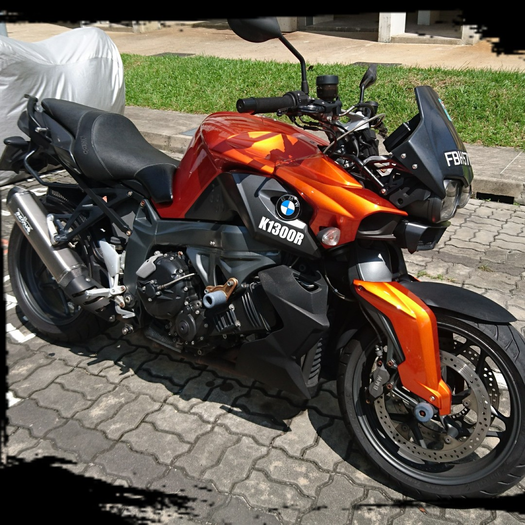 Bmw K1300r Motorbikes Motorbikes For Sale Class 2 On Carousell