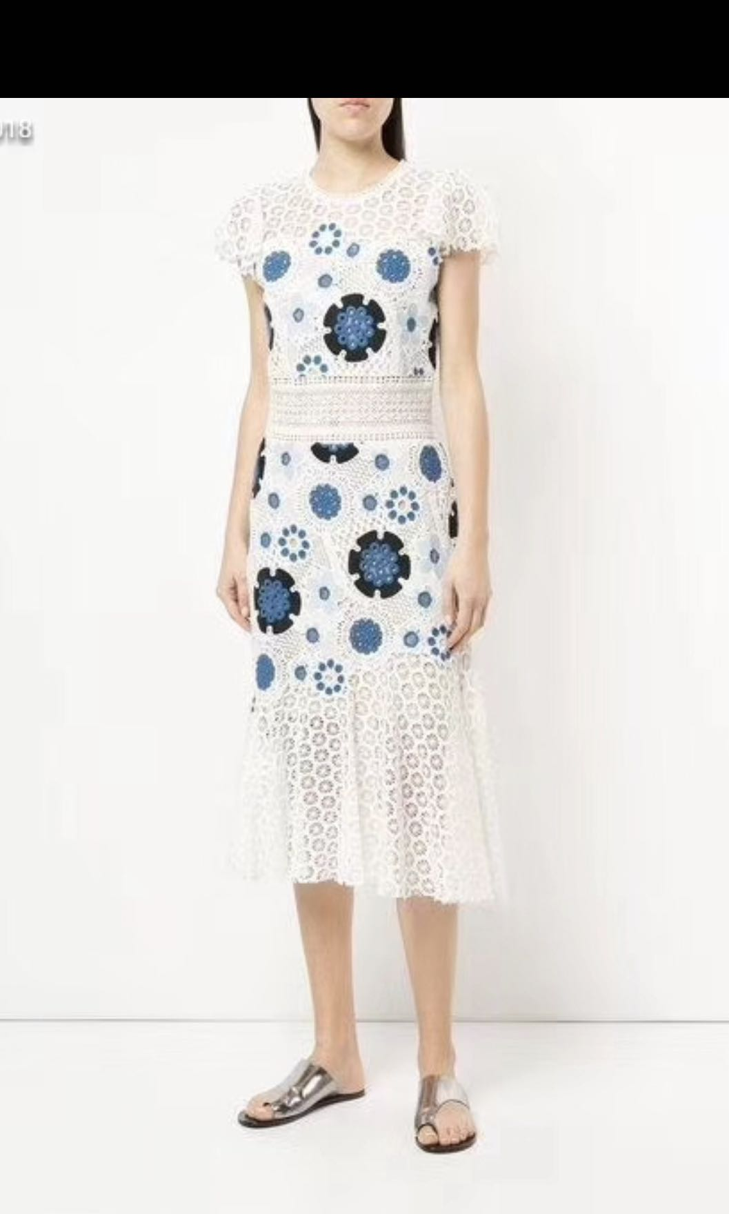 Bnwt Authentic Cotton Lace Dress By Sea New York Women S Fashion Clothes Dresses Skirts On Carou
