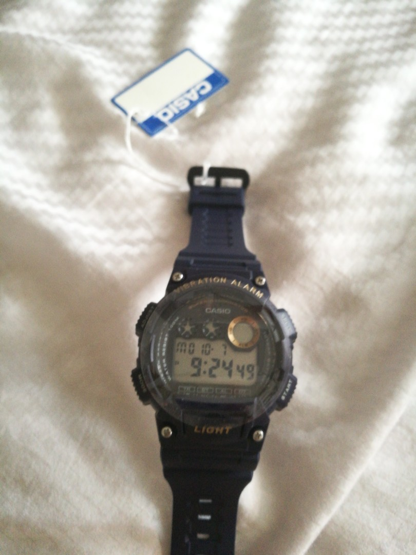 Casio Watch 3416 Mens Fashion Watches On Carousell Fossil Fs5170