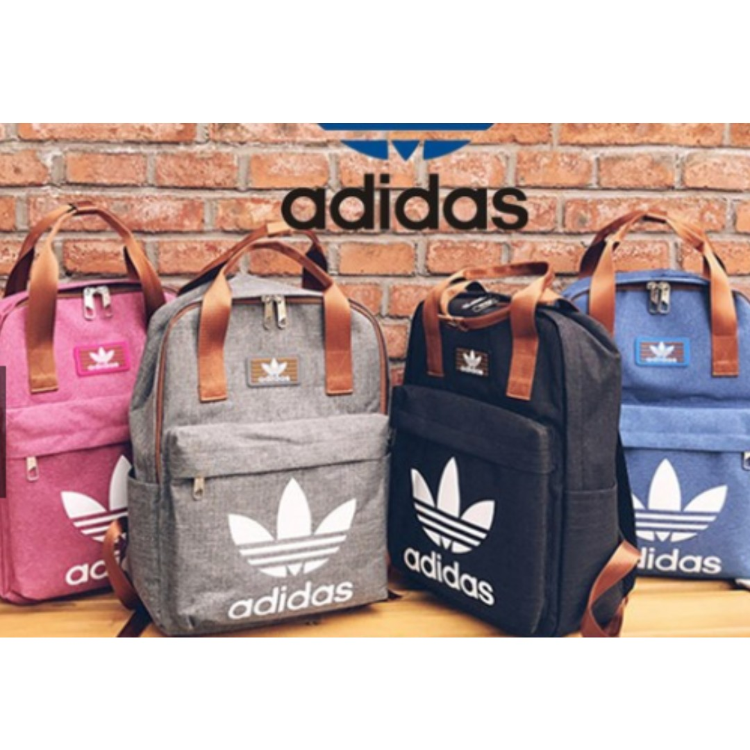 e01dfbab74 Casual Adidas Laptop Travel School Backpack Bag Fashion Design ...