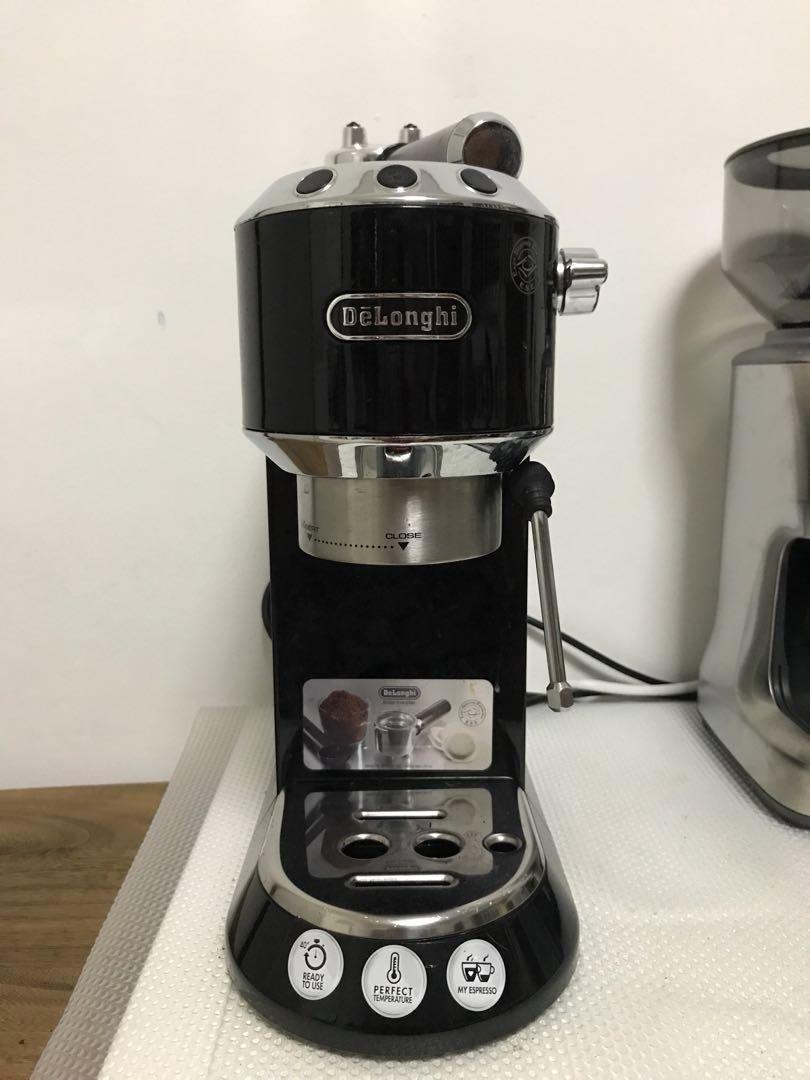 Delonghi EC680 espresso machine with rancilio silvia wand, Home Appliances, Kitchenware on Carousell