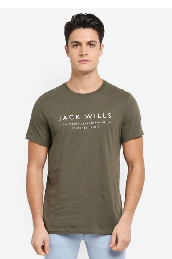 85c7787b5ed Jack wills shirt, Men's Fashion, Clothes, Tops on Carousell