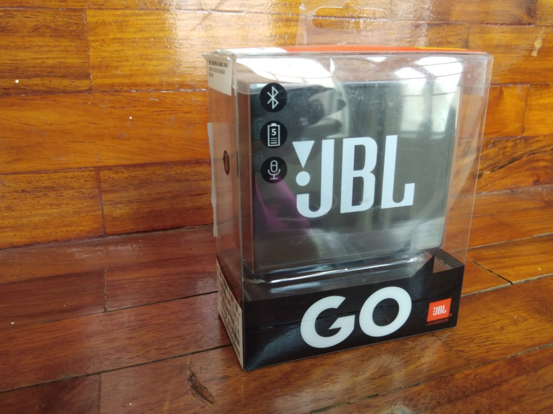 Jbl Go Bluetooth Speakers Electronics Audio On Carousell Portable Mini Speaker Photo