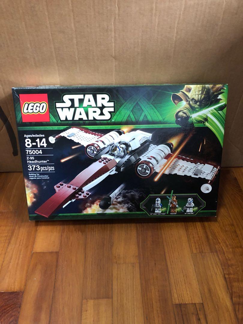 Lego 75004 Z 95 Headhunter Toys Games Bricks Figurines On