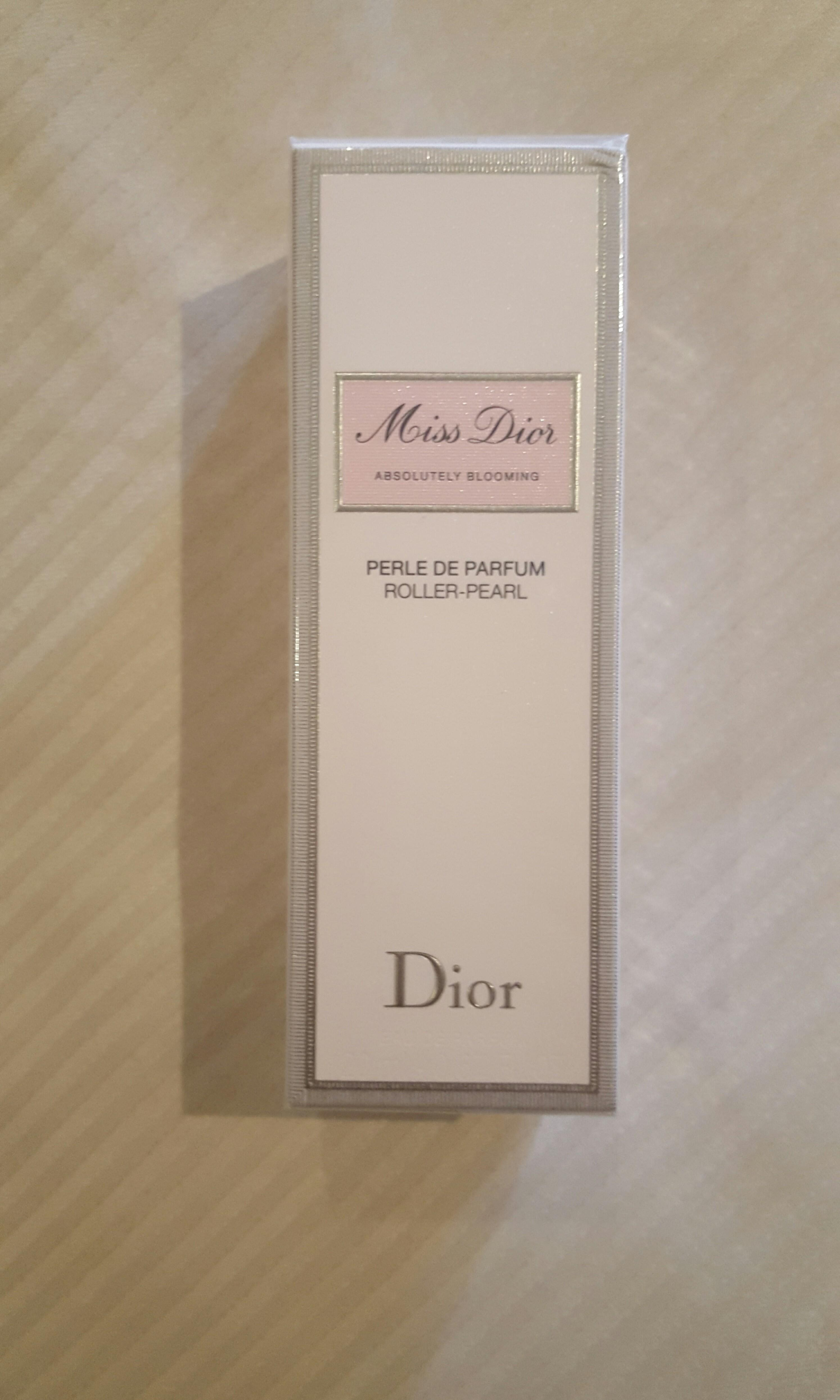 Miss Dior Roller Pearl