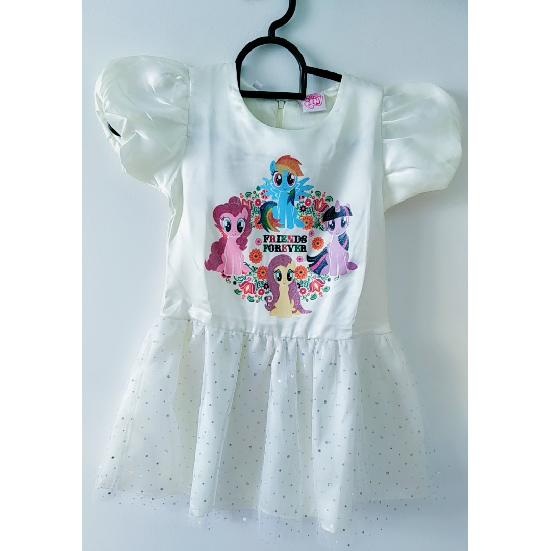 ea496d95d My Little Pony Dress, Babies & Kids, Girls' Apparel, 8 to 12 Years ...