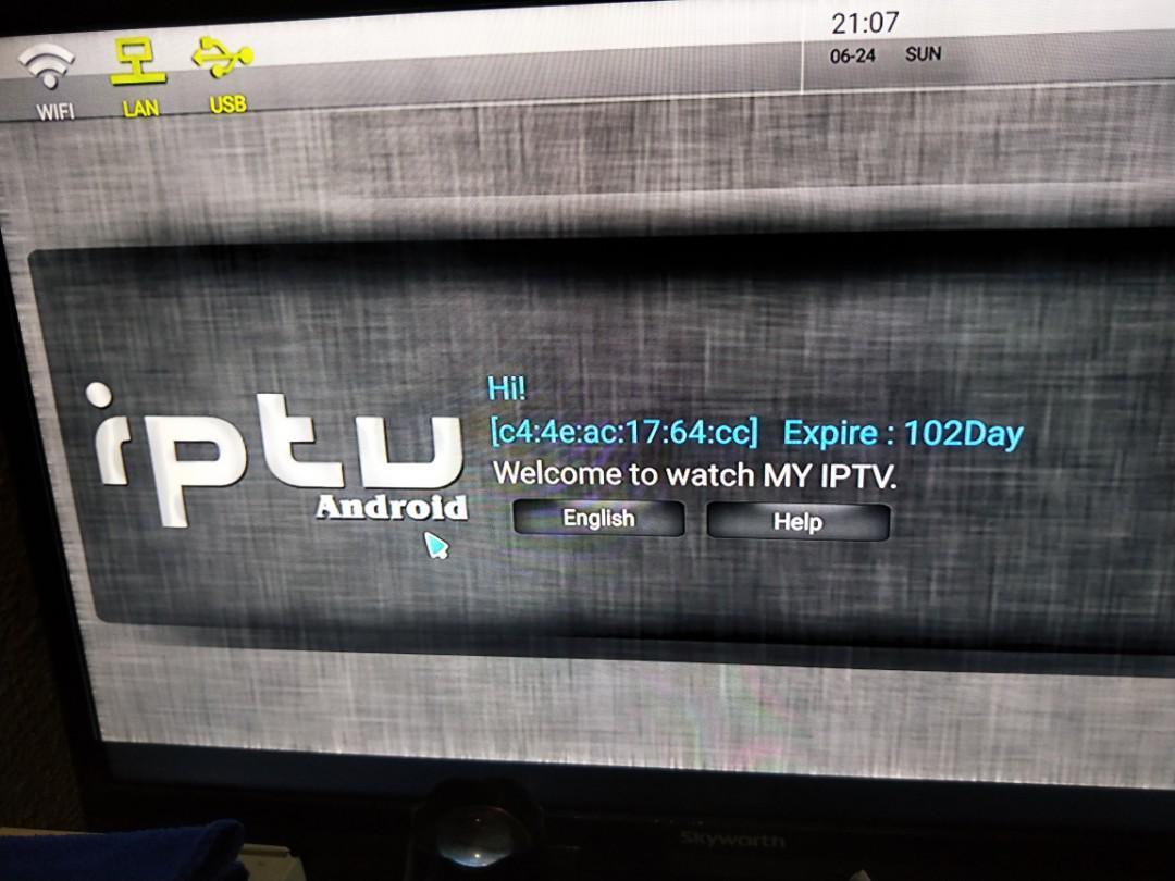 Myiptv / Xnano / Android republica / Megabox / Kodi / Ram