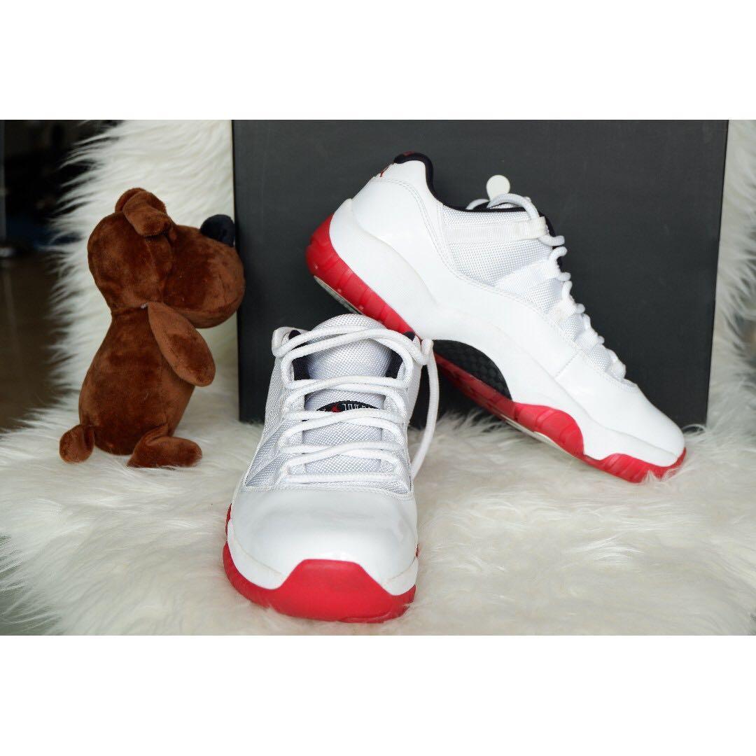 a7d07fb355d52d Nike Air Jordan 11  Cherry  US 9