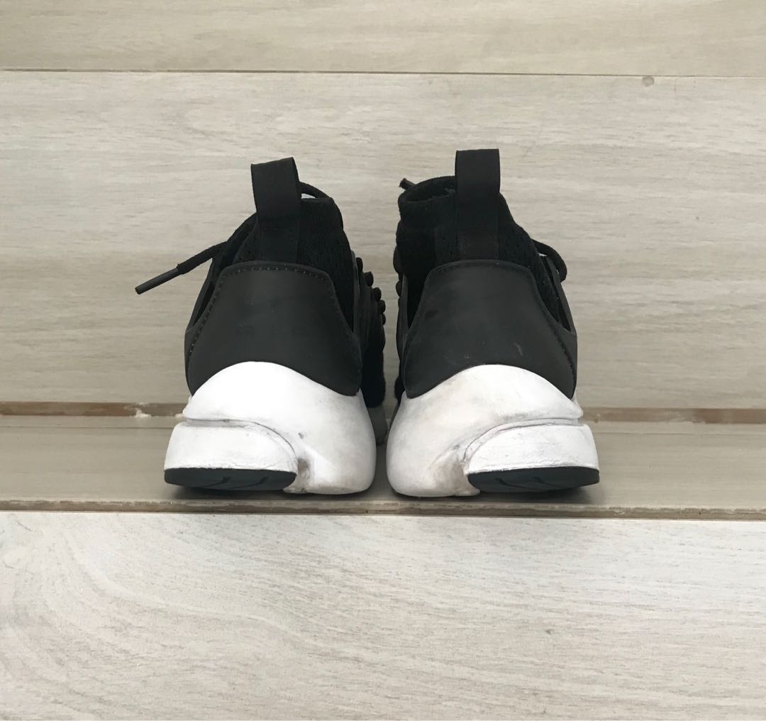 official photos 1aa58 0c561 NIKE AIR PRESTO ULTRA FLYKNIT 835738-001, Women s Fashion, Shoes on  Carousell