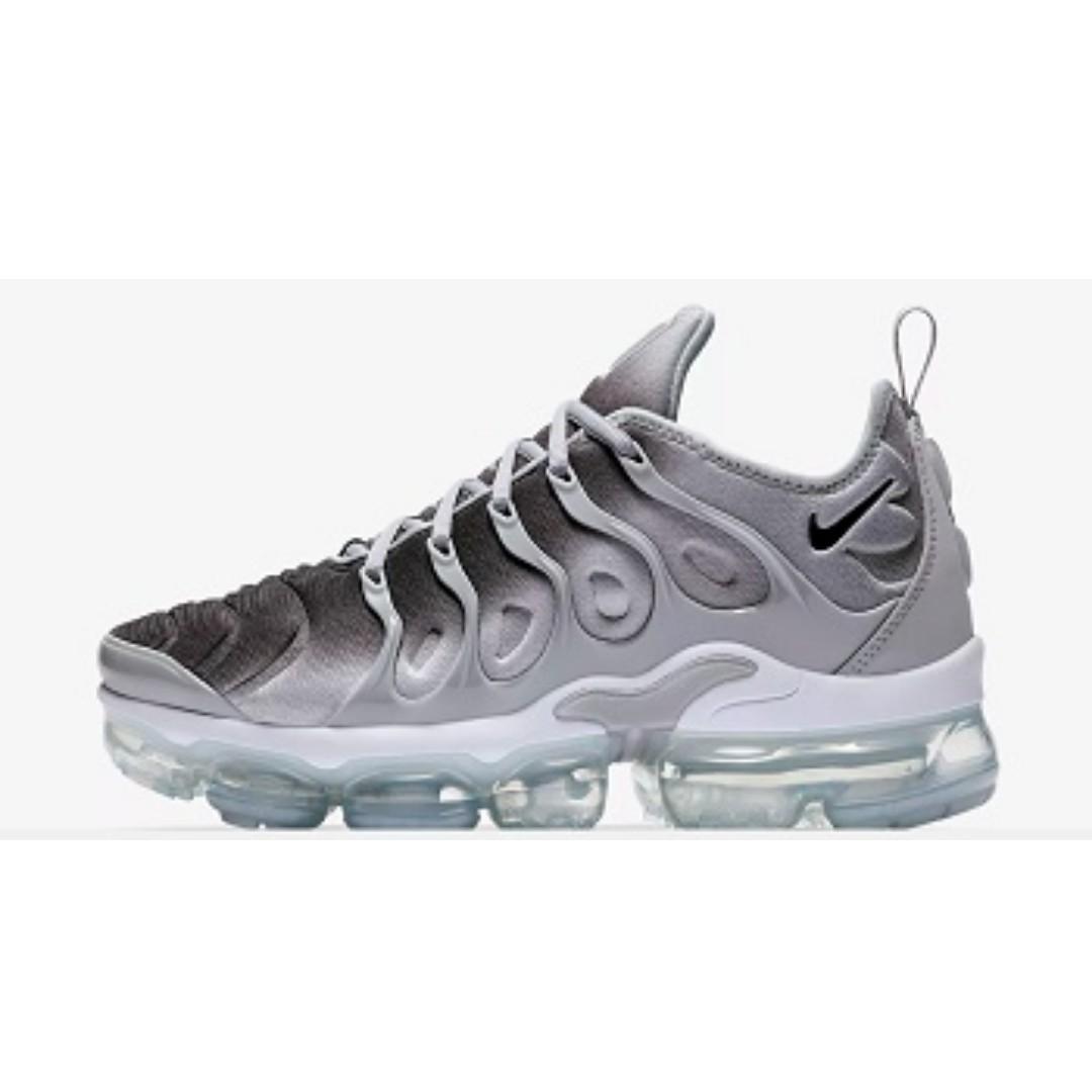 a910445809a4f Nike Air VaporMax Plus ( Black Dark Grey)