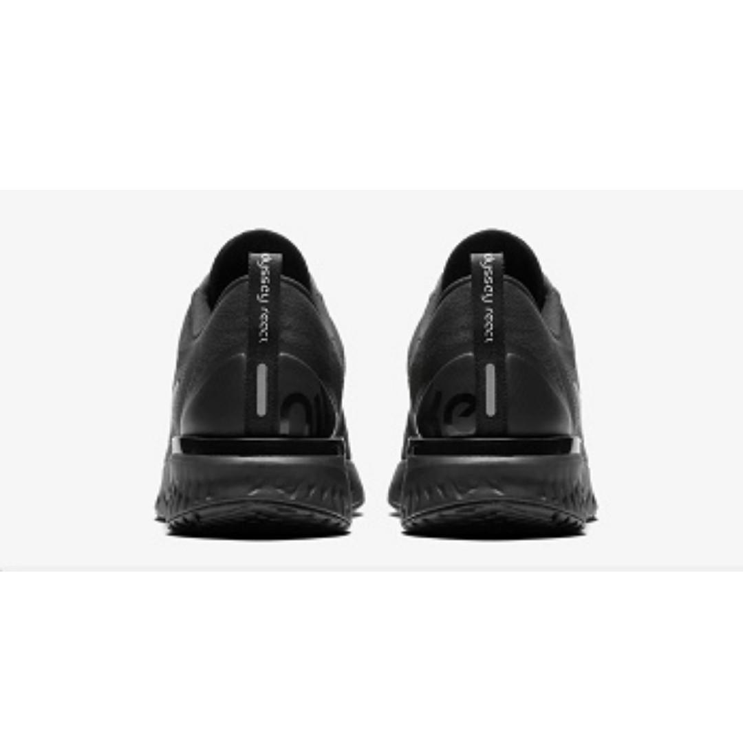 a68904ed03190 Nike Odyssey React ( Black Black)