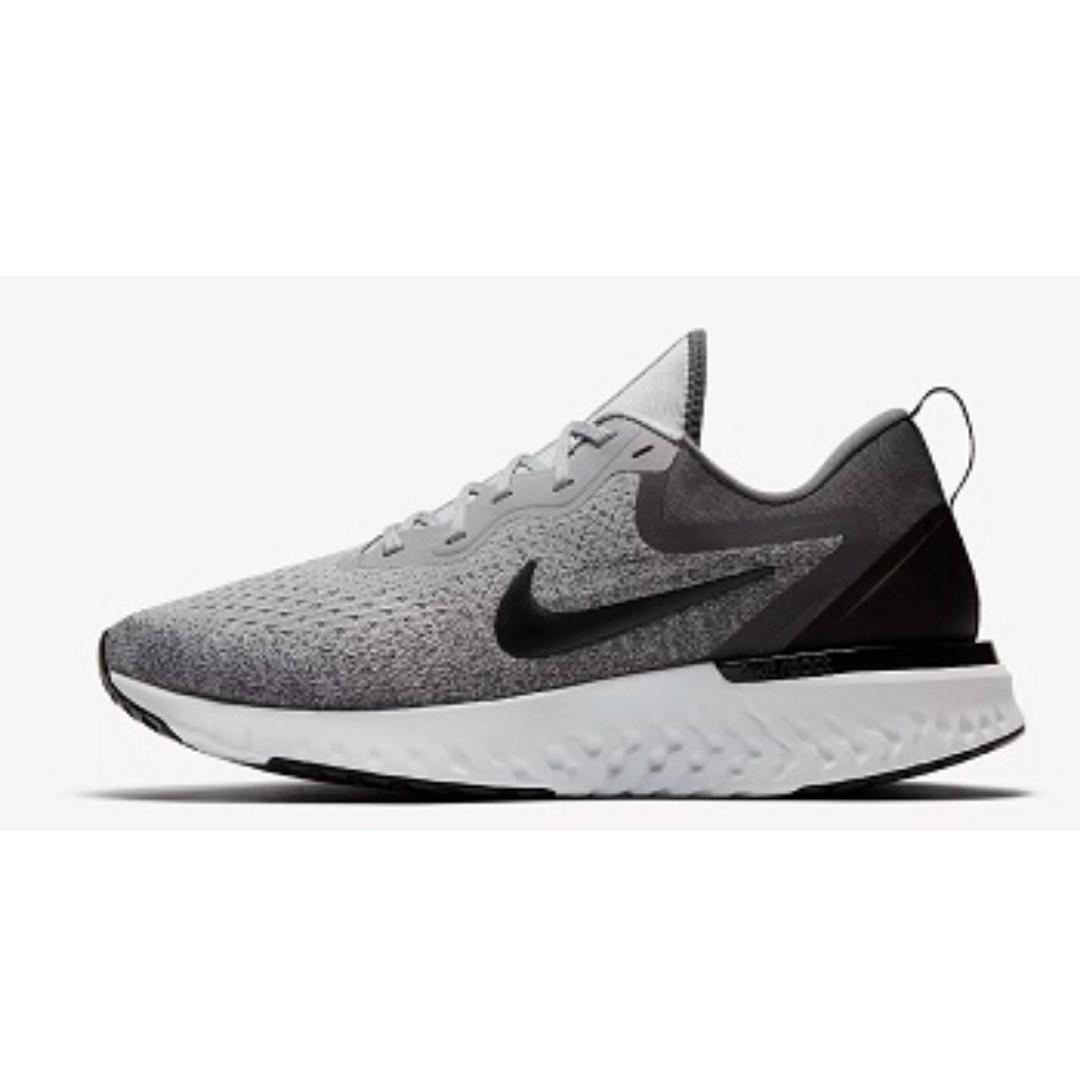 083a2cbda556 Nike Odyssey React ( Wolf Grey Dark Grey )