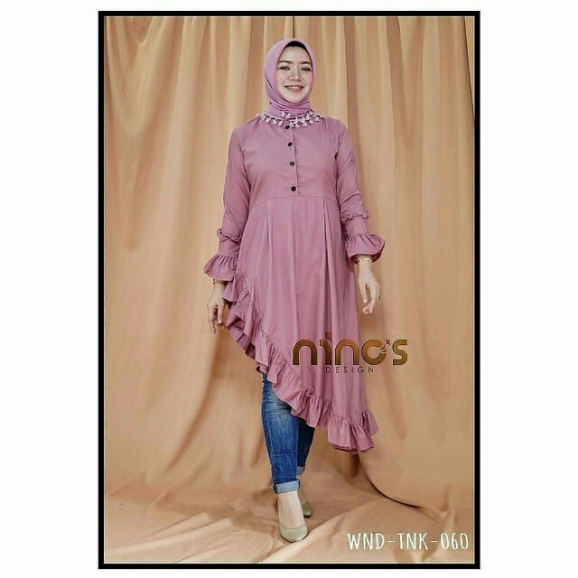 Ninos Tunik Olshop Fashion Olshop Muslim Di Carousell