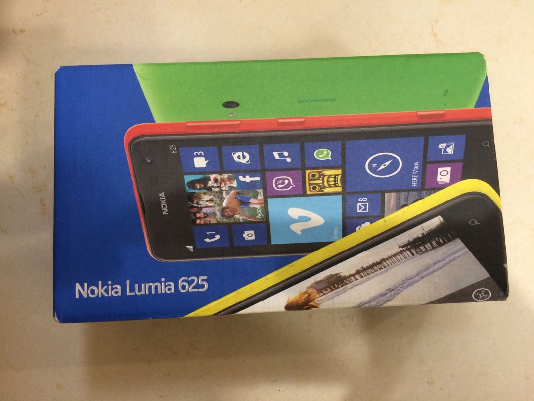 Harga Jual Nokia Lumia 520 8gb Terbaru 2018 625 Resmi White Mobile Phones Tablets Android Others On Carousell