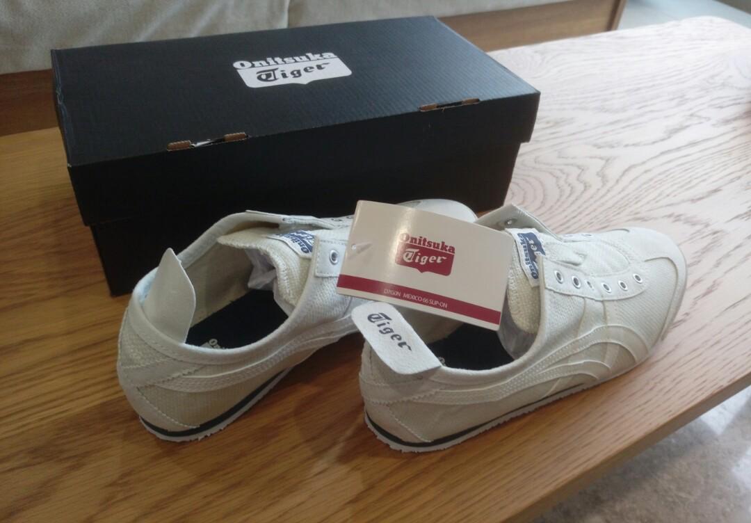 wholesale dealer 4712a 0f138 Onitsuka Tiger Mexico 66 Slip-on (Vaporous Grey) (Women's ...
