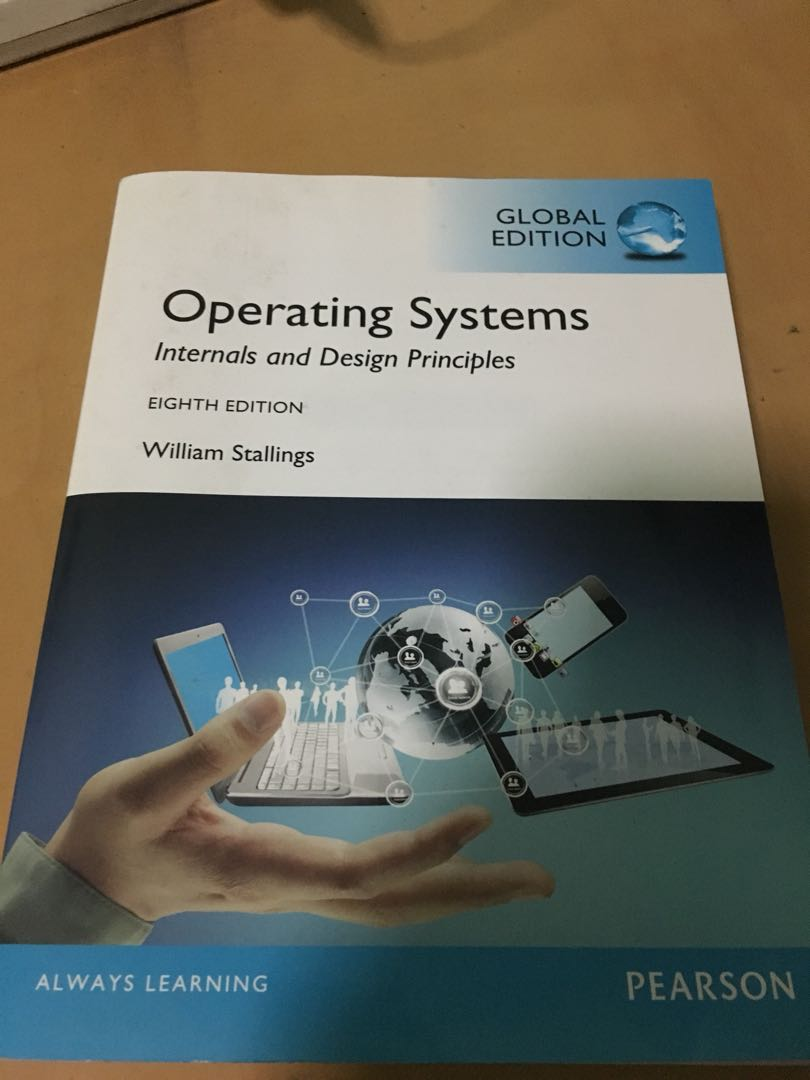 Operating Systems Books Stationery Textbooks Tertiary On Carousell
