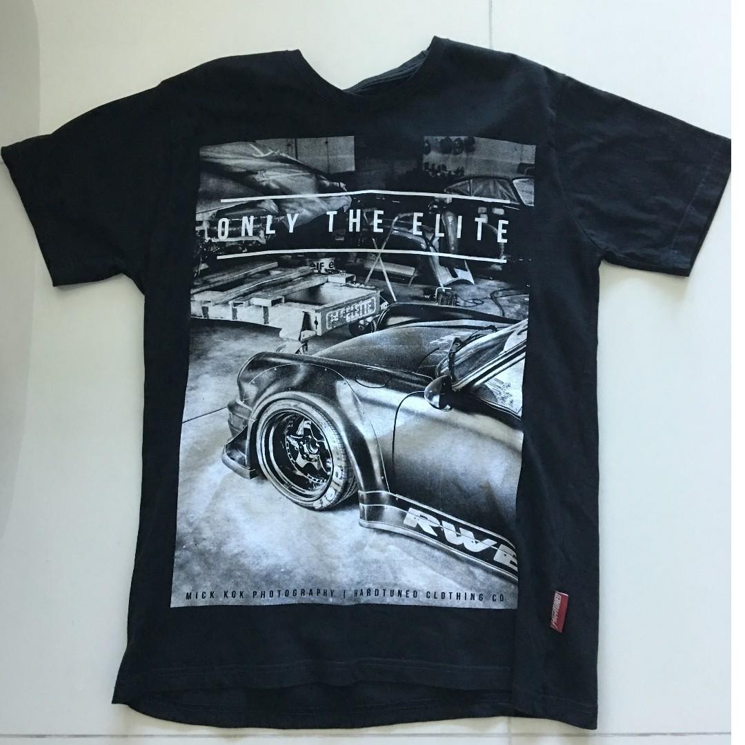 329788c75 Porsche RWB T-Shirt (Motorsport Racing) (Hardtuned), Men's Fashion ...