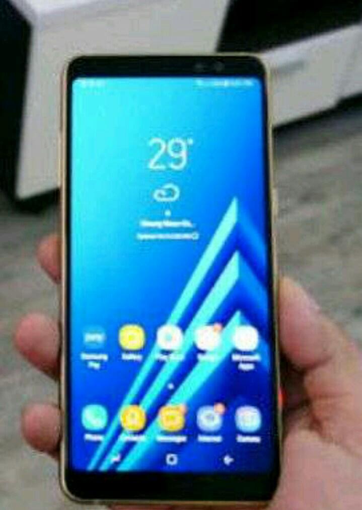 Samsung Galaxy A6 Plus Kredit Proses Cepat Telepon Seluler Tablet Ponsel Android Di Carousell