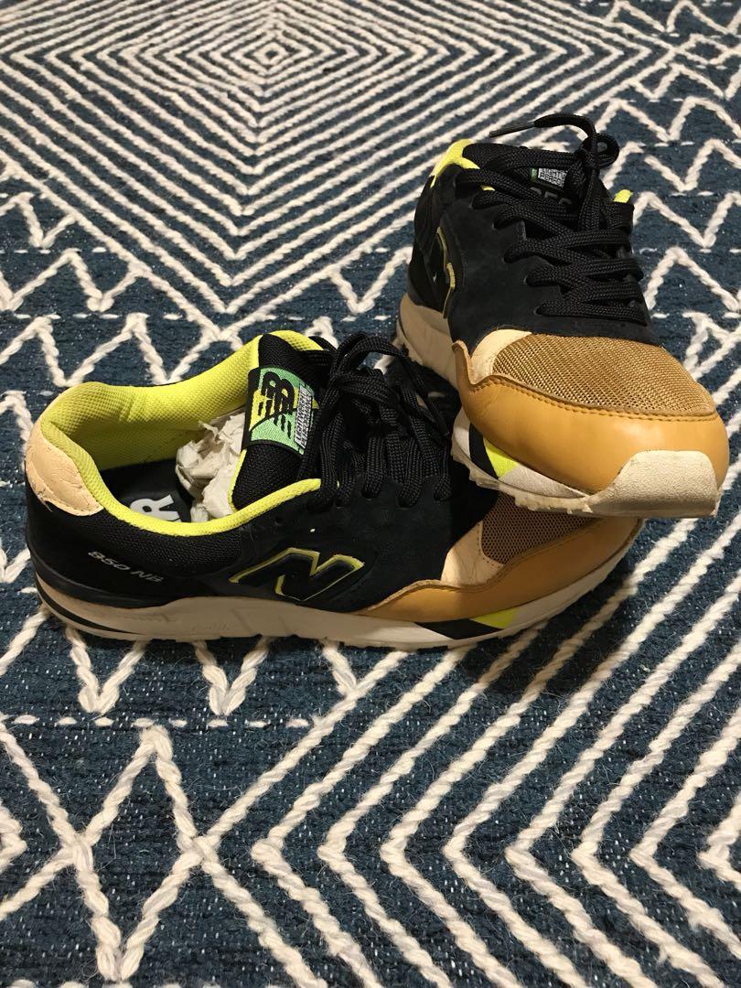 "bee5baa0f521 Sneaker Freaker x New Balance 850 ""Skippy"""