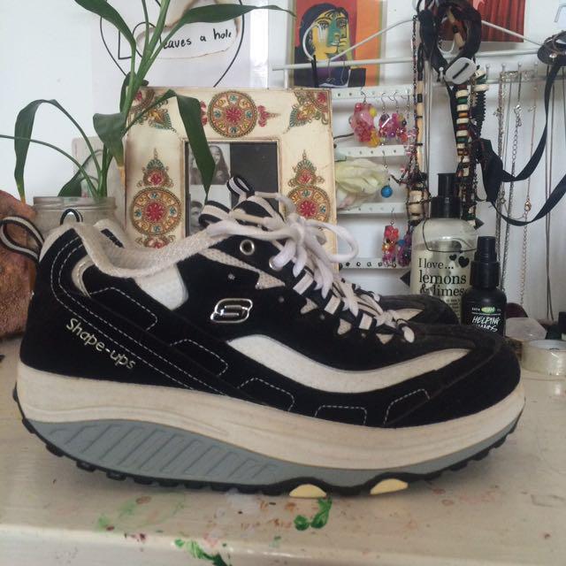 skechers shape up shoes australia