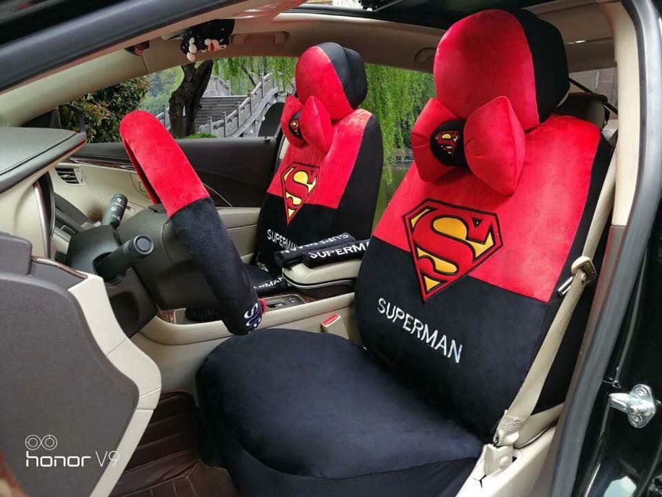 Superman Car Seat Accessories Covers Auto Others On Carousell