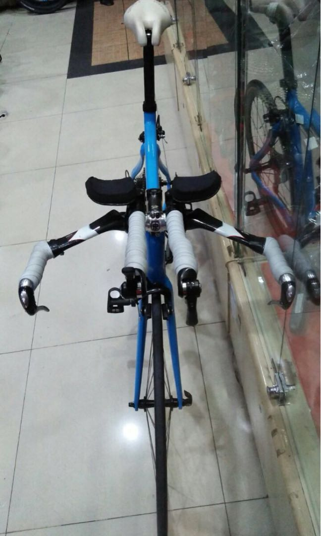 75d005457eb Time trial Triathlon Bike planet X 650c, Bicycles & PMDs, Bicycles ...
