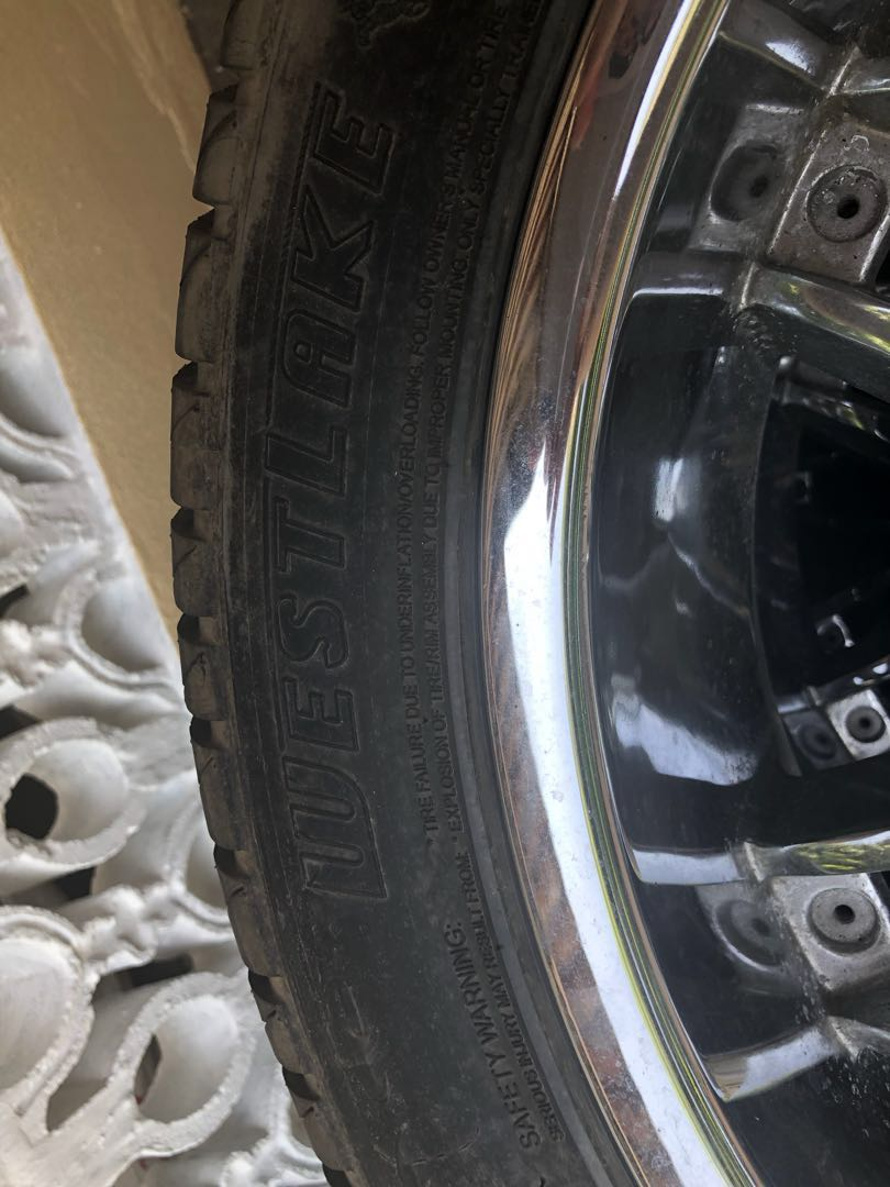 Westlake Tires And Mags Set Auto Accessories Others On Carousell