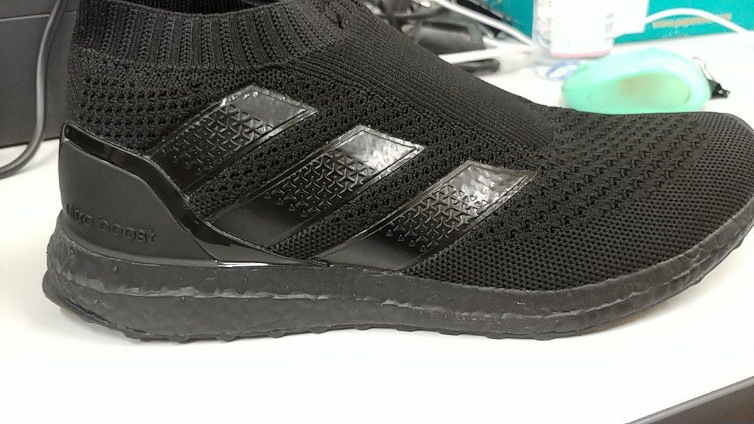 679df54c4 WTS: Adidas ultra boost purecontrol 16+ triple black, Men's Fashion ...