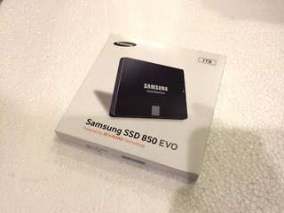 CHEAPEST ON MARKET BRAND NEW Samsung 850 EVO 1TB 2.5 inch SSD SATA III