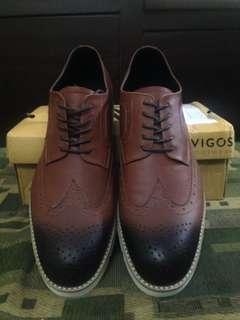 Vigos Footwear Sepatu Kulit