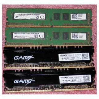 DDR4-2133 16GB Desktop PC ram , 4x4GB