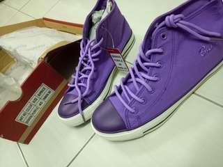 BUM Equipment Purple Shoes #activewear
