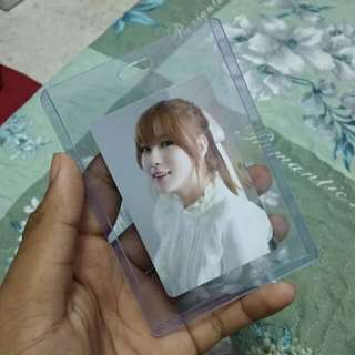 [WTS] APINK - LUV photocard