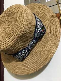 夏日百搭草帽
