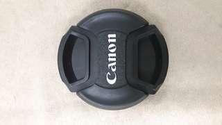 🚚 單眼相機鏡頭蓋 canon 52mm