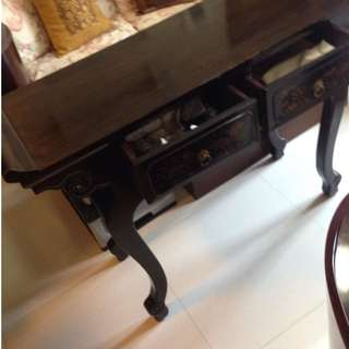 Antique Alter Table