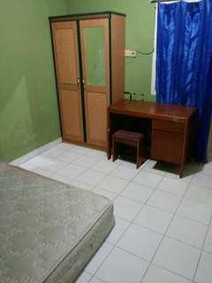 Kamar kost lokasi strategis khusus Karyawan/ Karyawati Lantai 2