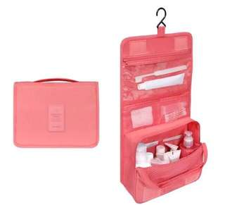 Portable Waterproof Toiletry Organizer