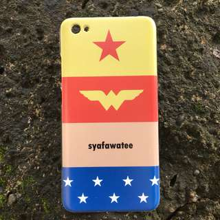 custom case - superhero