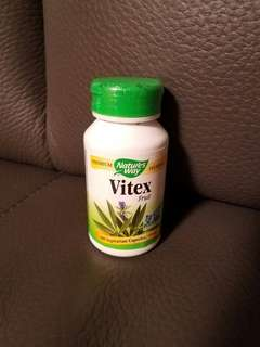 Nature's Way Vitex Fruit (400mg) 100粒裝