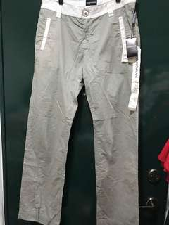 🚚 全新吊牌在Emporio Armani 男休閒薄褲,W38,褲檔28cm,長107cm