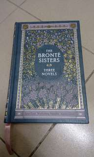Jane Eyre, Wuthering Heights, Agnes Grey