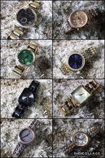 Authentic MK Watches from US