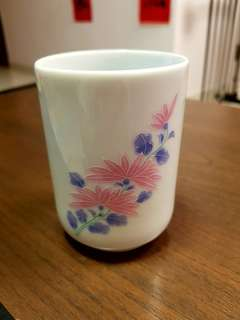 Vintage Dumex Japanese tea cup