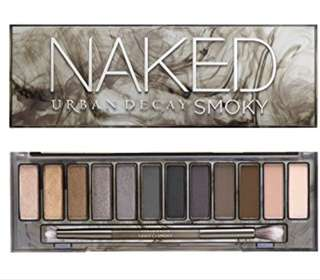 🚚 100% Authentic Urban Decay smoky palette