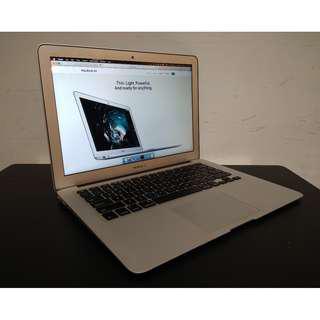 MacBook Air 13 inch 2015 4GB 128GB